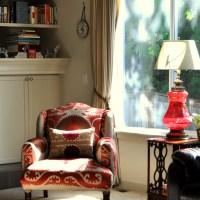My favorite Suzani chair