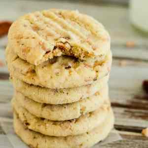 Pecan Sandies (Sugar Cookies) 4-pack
