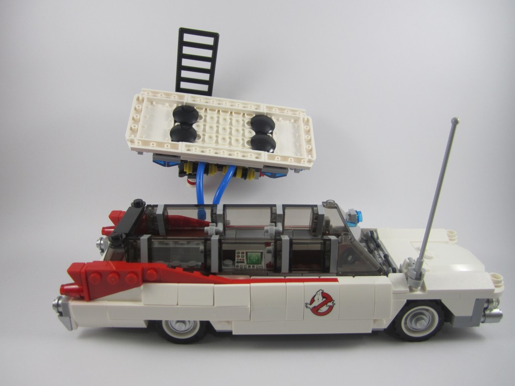 LEGO Ghostbusters Ecto-1 Top Off