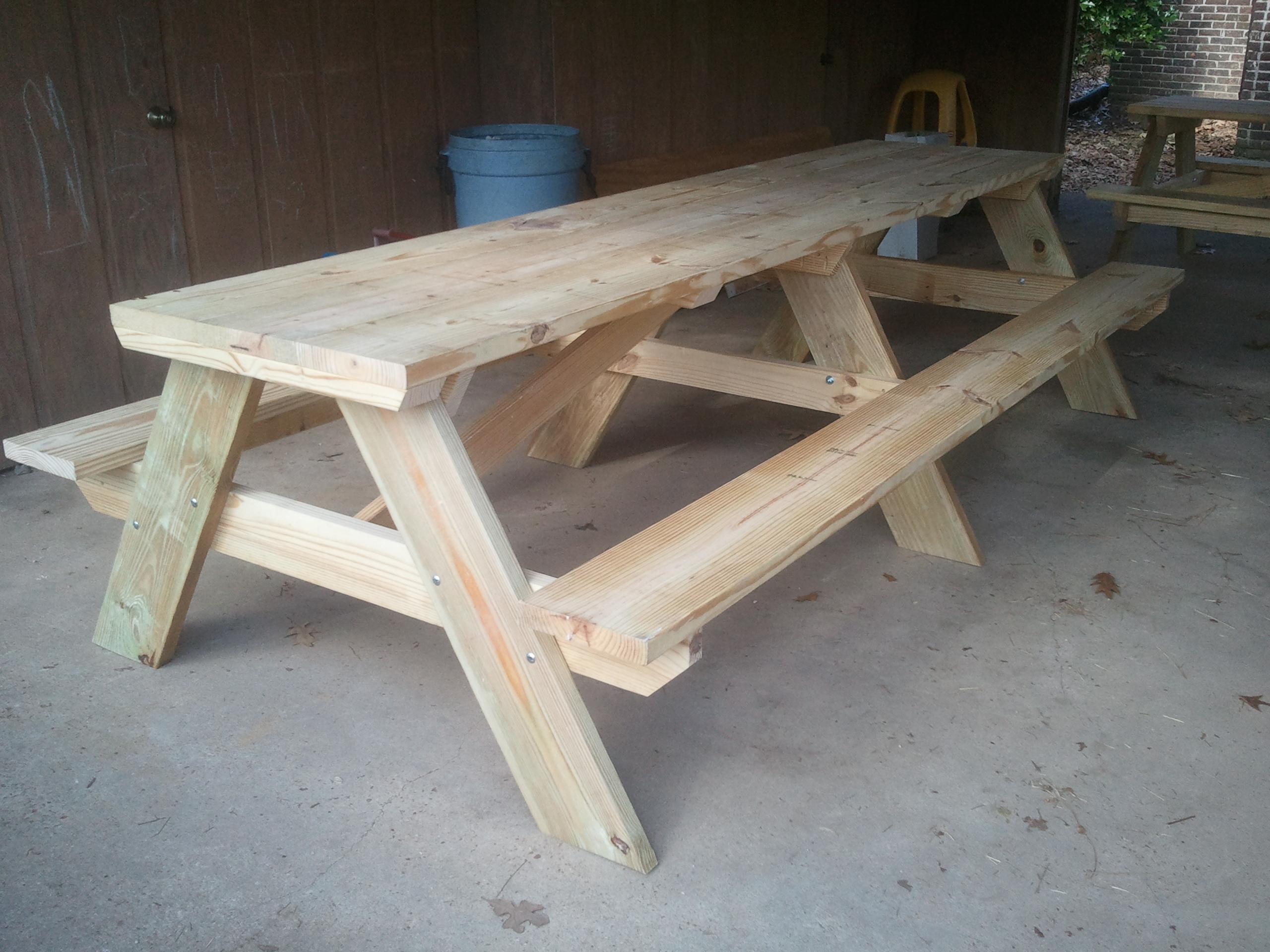 10 Picnic Tables Jays Custom Creations