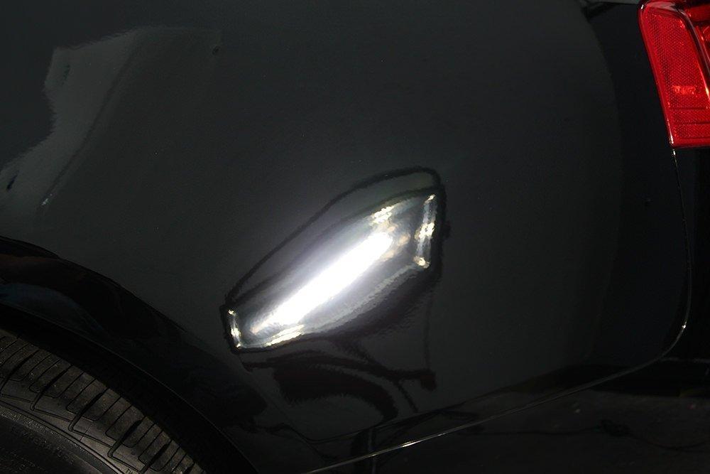 Audi A5 rear fender