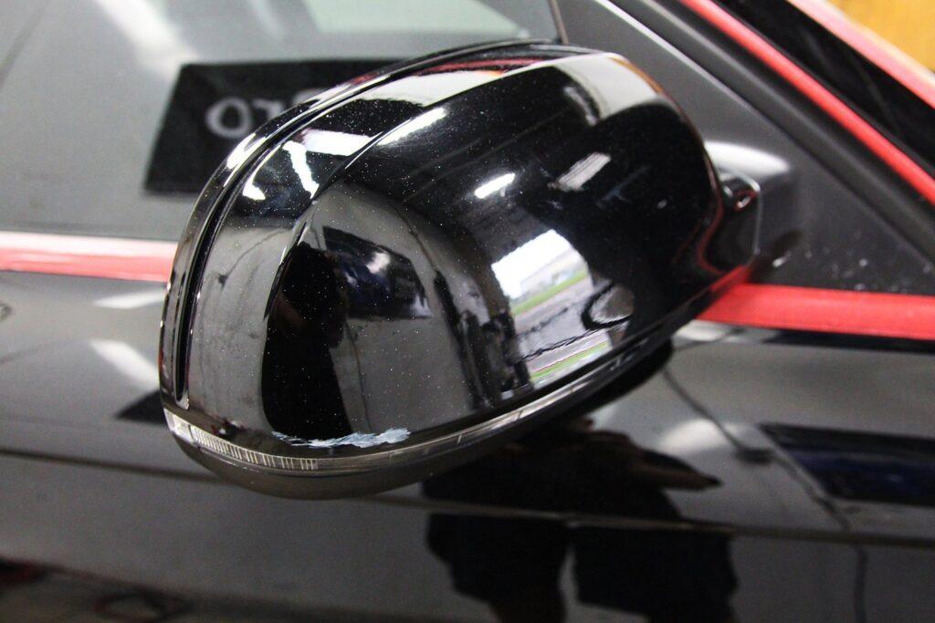 Audi S4 mirror b4