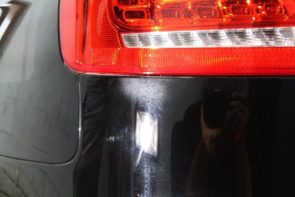 Audi S4 tail light