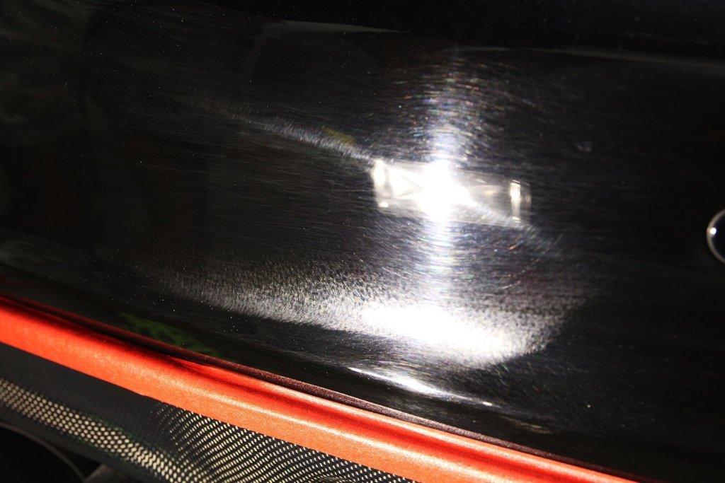 Audi S4 rear bumper 2