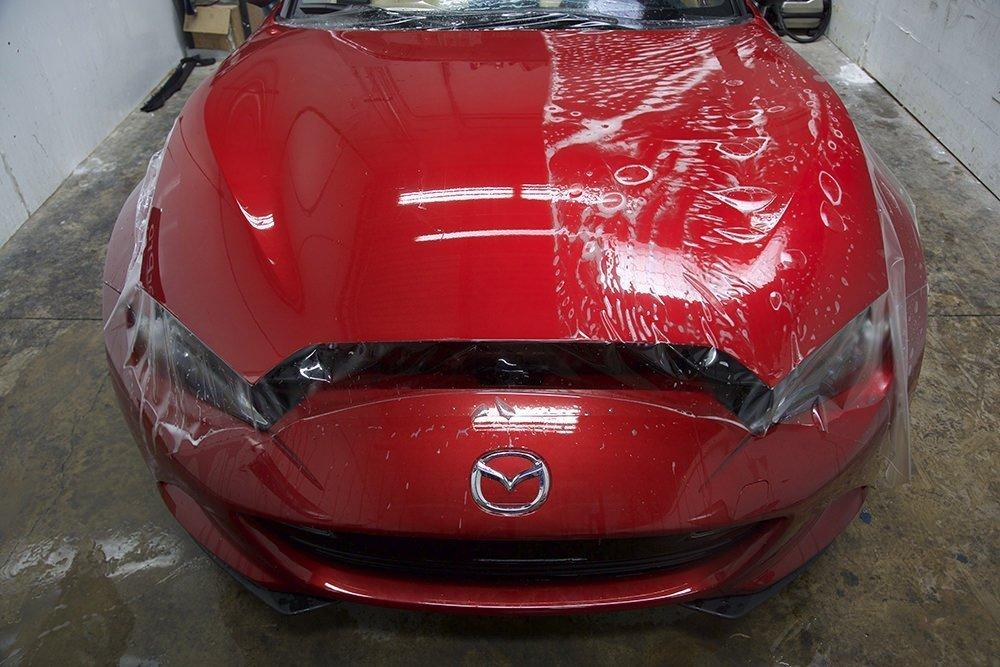 Mazda Miata Hood Xpel 3