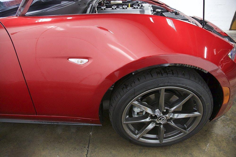 Mazda Miata Fender xpel 2
