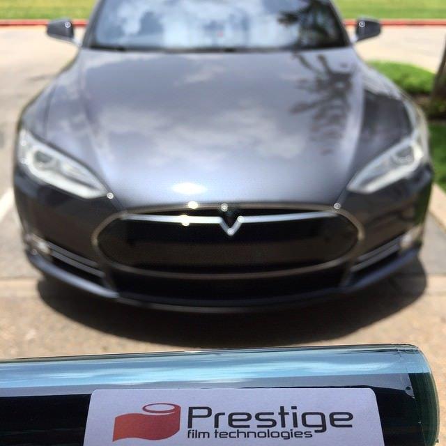 Tesla Model S Cquartz Finest/ Clear Bra  - Jay's Detail