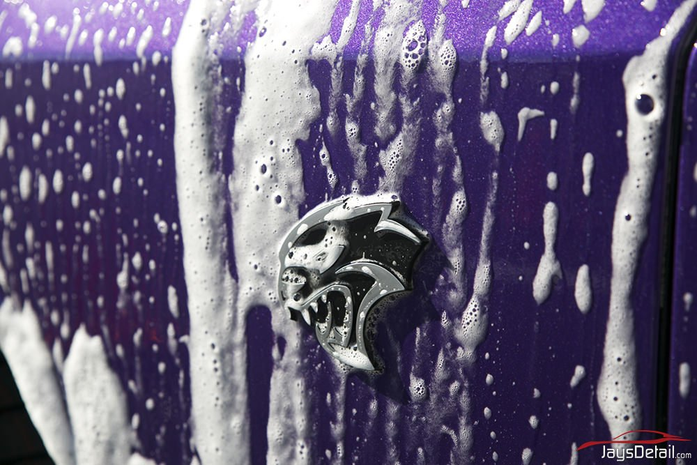 HellCat Wash
