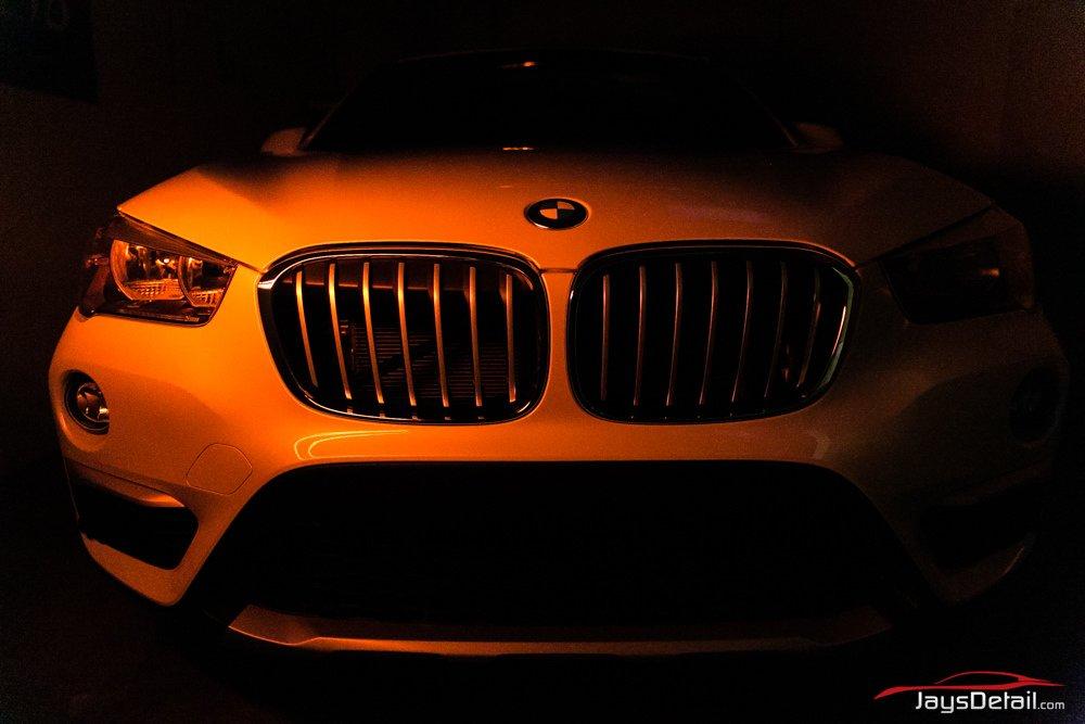 BMW IR Curing