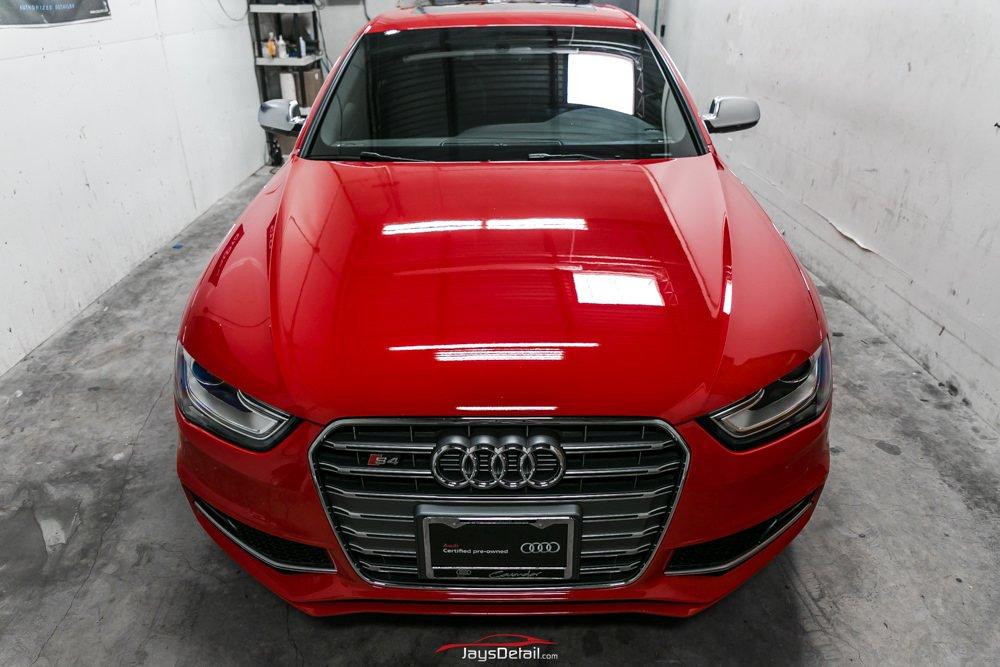 Audi S4 Finished.