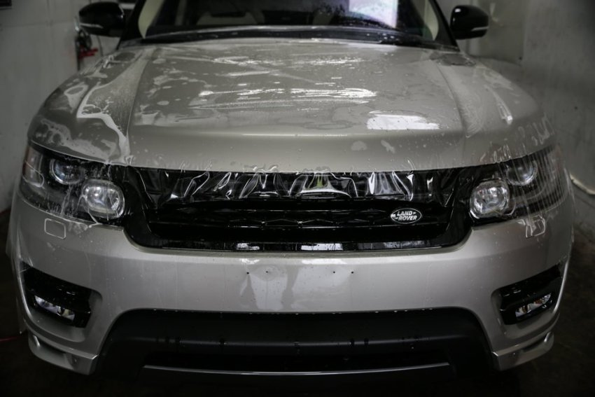 Auto Protection for Range Rover 6