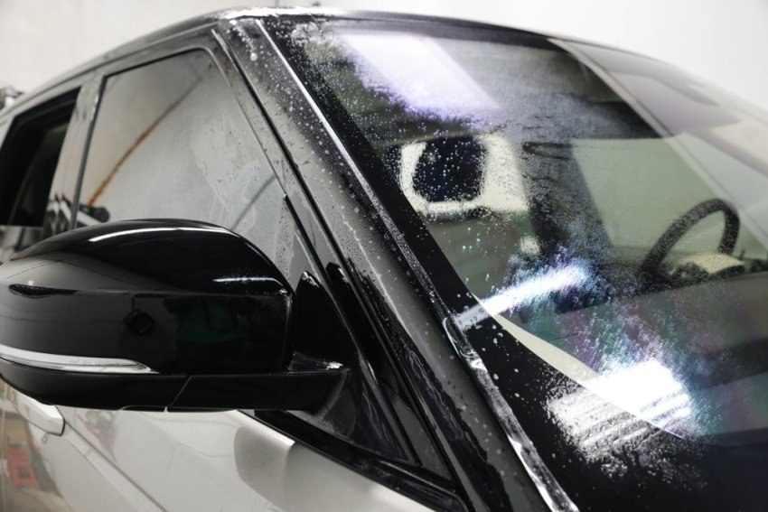 Auto Protection for Range Rover 3