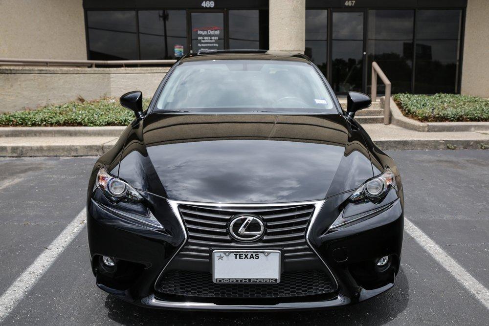 Lexus IS200 Paint Correction