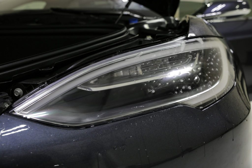 Tesla 75D Receives Jay's Signature New Car Protection Package - New Vehicle Protection in San Antonio, Texas 15