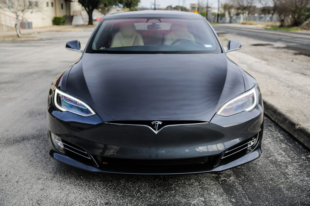 Tesla 75D Receives Jay's Signature New Car Protection Package - New Vehicle Protection in San Antonio, Texas 19