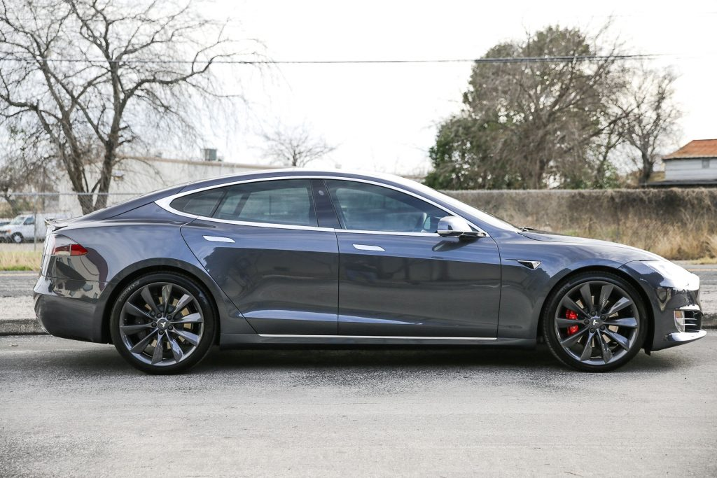 Tesla 75D Receives Jay's Signature New Car Protection Package - New Vehicle Protection in San Antonio, Texas 20