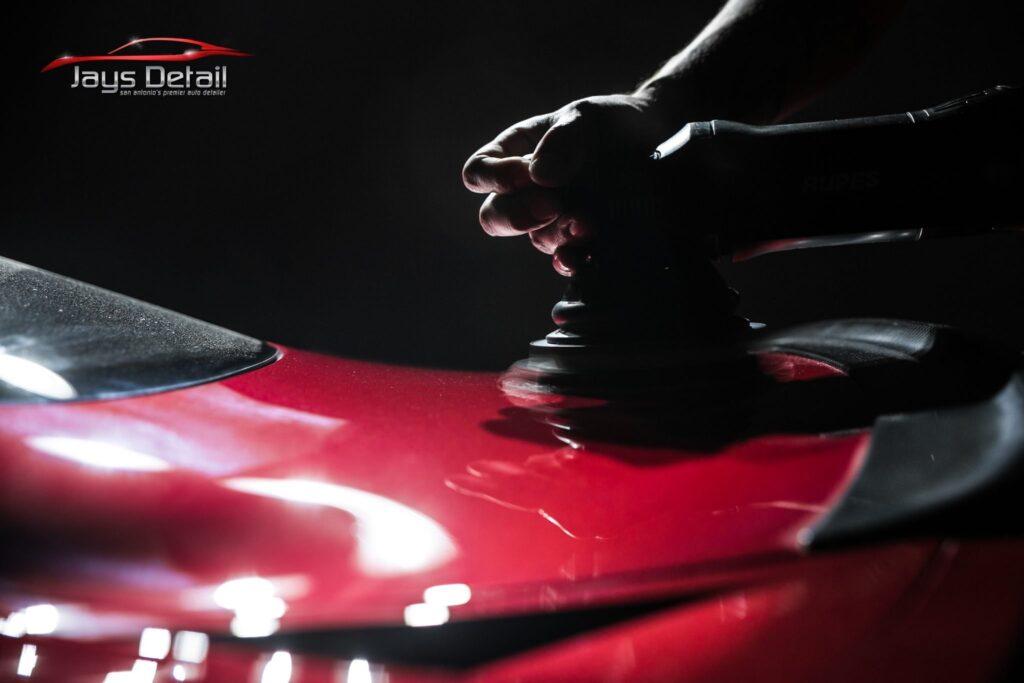 Alfa Romeo 4C's Beauty Shines Through with Cquartz Professional 16
