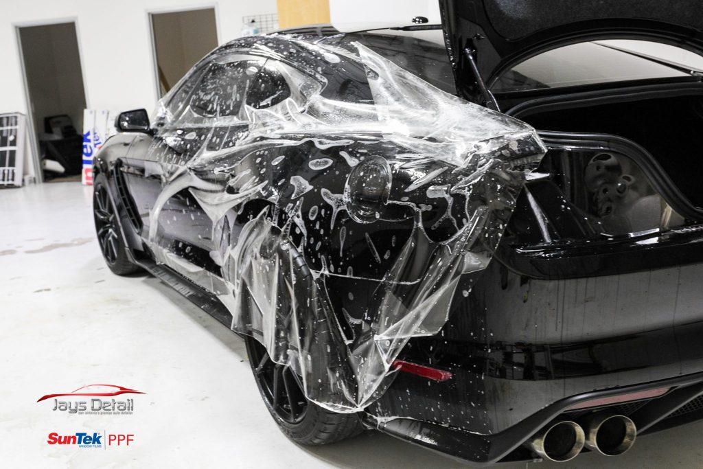 GT350 Dialed with Suntek PPF, Tint & Cquartz Finest Reserve Coating