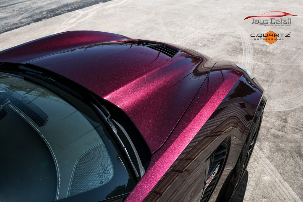 Chevrolet Corvette ZO6 Gets a Facelift Jay's Detail Studio Style 9