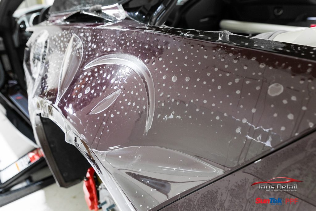 Chevrolet Corvette ZO6 Gets a Facelift Jay's Detail Studio Style 6