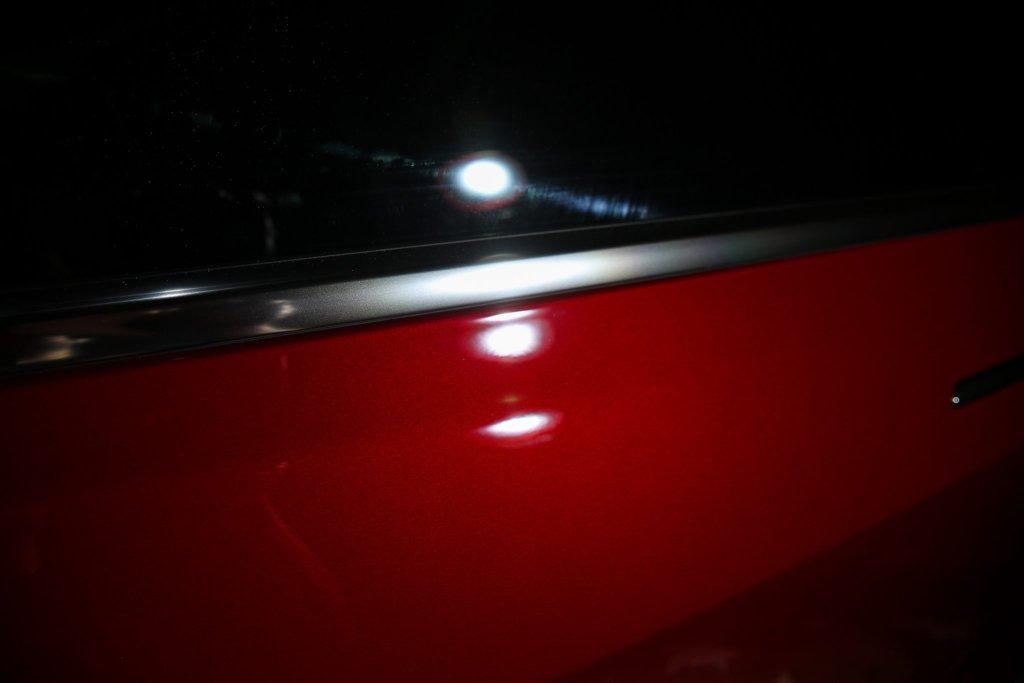 Brand New Tesla Model 3 in for Jay's New Car Prep Service 5