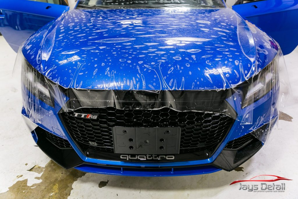 Sweet Audi TT-RS Receives Jay's Ultimate Vehicle Protection Package 3