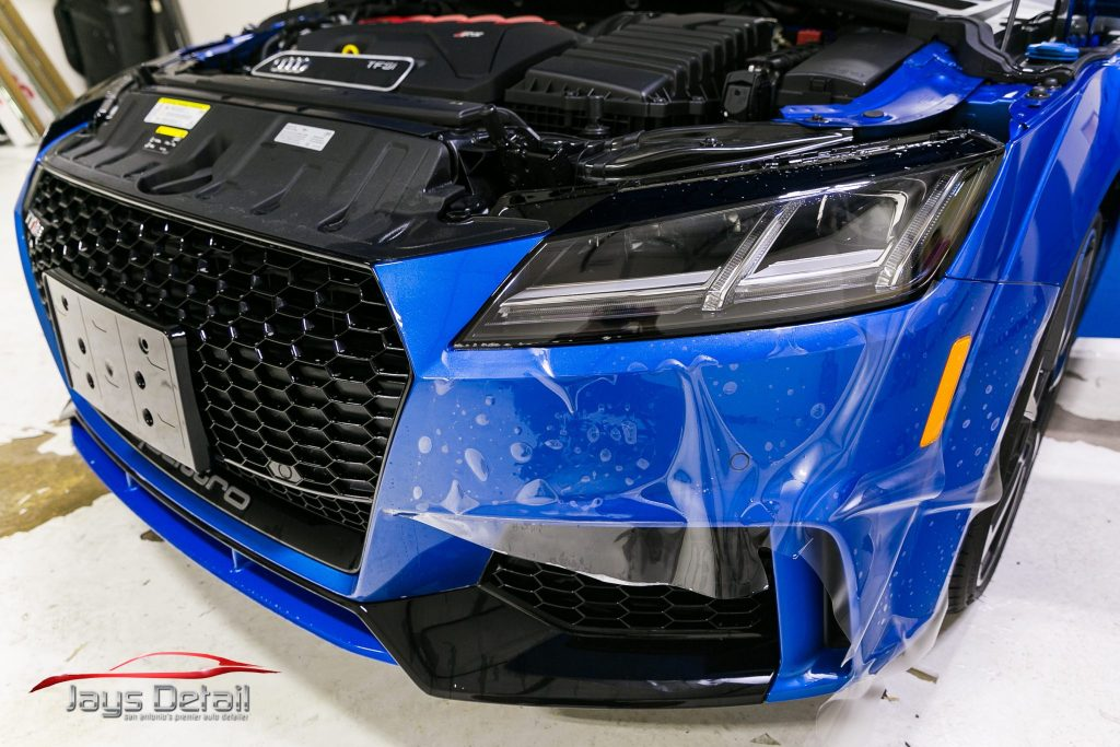 Sweet Audi TT-RS Receives Jay's Ultimate Vehicle Protection Package 2