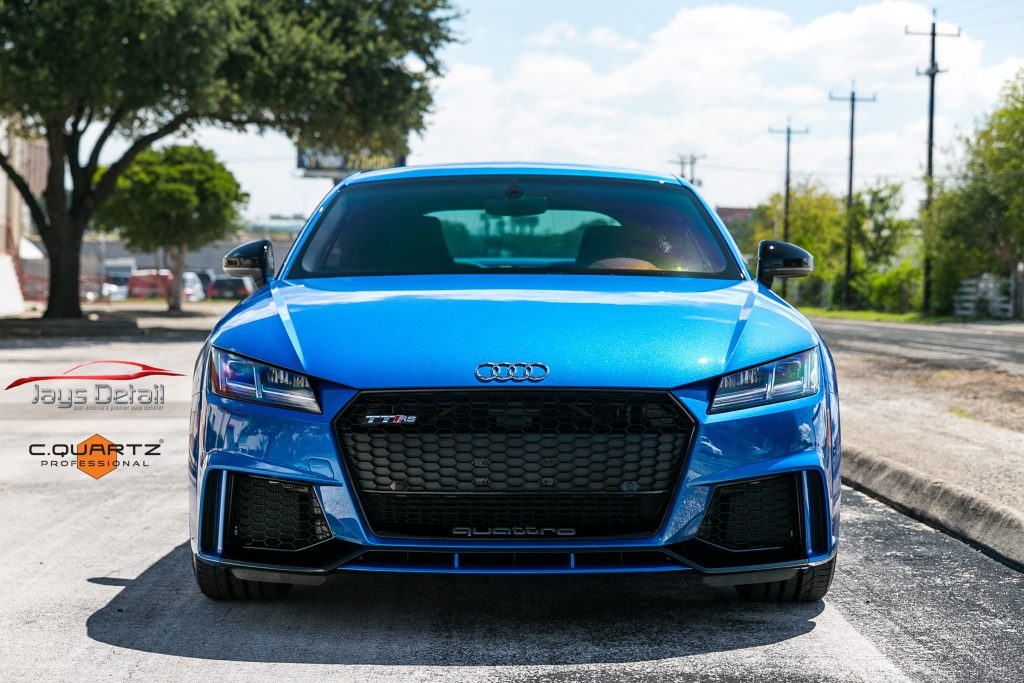 Sweet Audi TT-RS Receives Jay's Ultimate Vehicle Protection Package 9