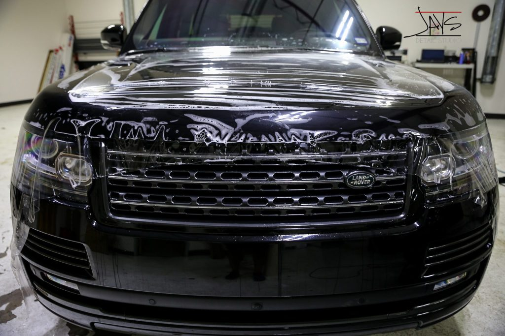 Range Rover Has Paint Corrected, Protected and Preserved 8