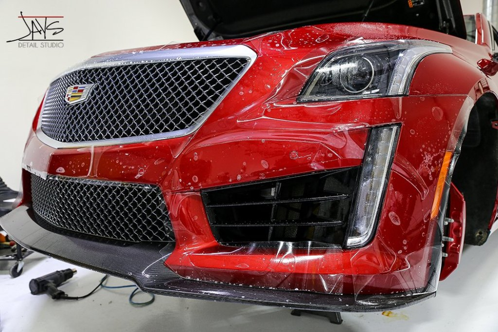 Cadillac CTS-V Transformed - San Antonio's Automotive Appearance Pros 12