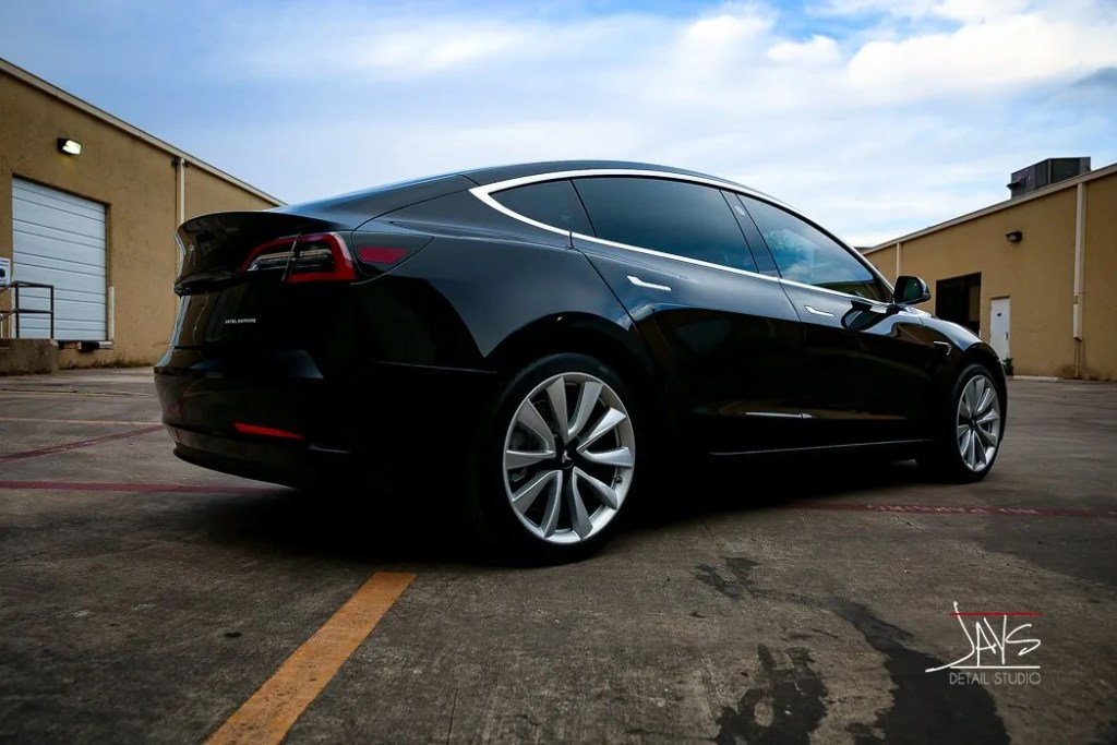 Tesla Model 3 Receives New Car Protection Package at Jay's Detail Studio in San Antonio, Texas 6