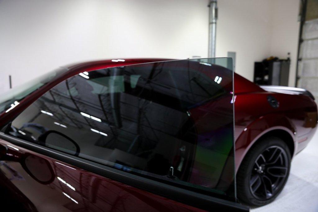 Dodge Challenger Gets Paint Correction & Ceramic Paint Coating - Jay's Detail Studio in San Antonio, Texas 3