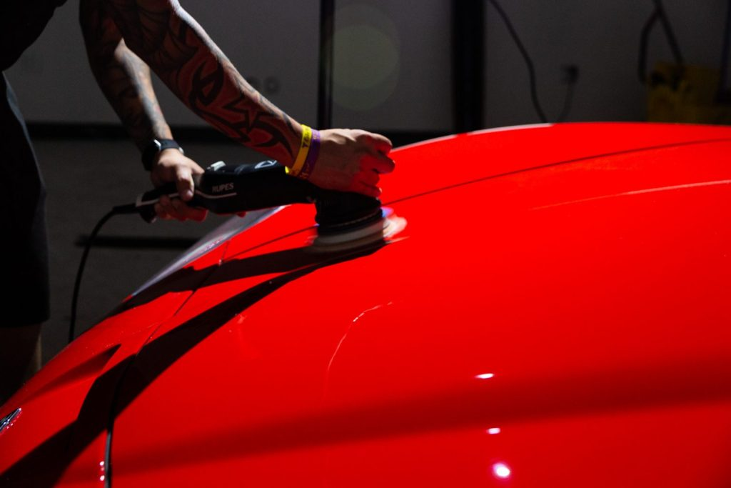 Chevrolet C6 Corvette Grand Sport Receives A Paint Refinish Before Sale 4