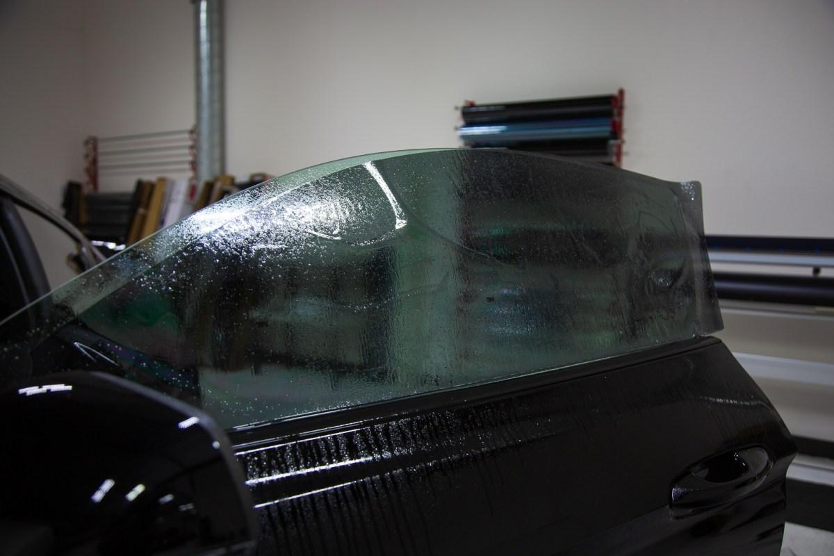 Mustang GT500 Gets Full Car PPF Wrap, Ceramic Coating & Window Tint - 3M Automotive Window Tint