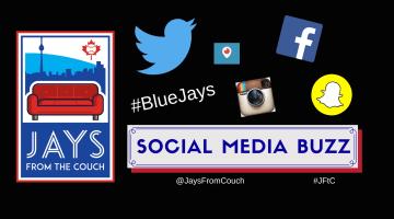 TORONTO BLUE JAYS SOCIAL MEDIA BUZZ: Hair, Turkey and Hoodies