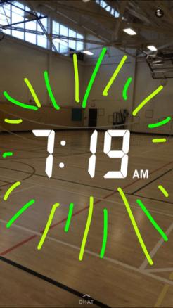 Art 110 Snapchat #2
