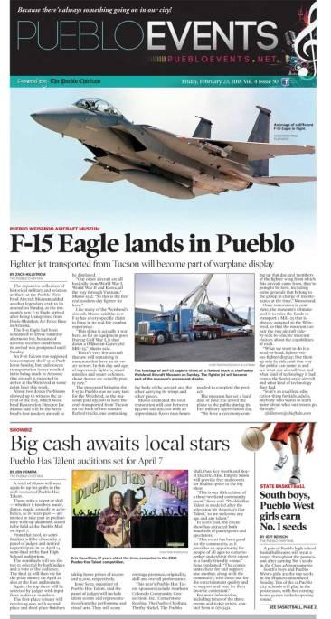 Pueblo Events
