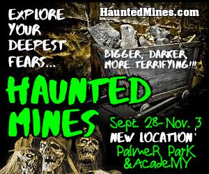 Haunted Mines
