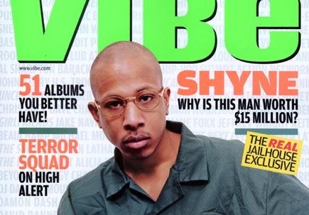 Shyne_vibe_cover