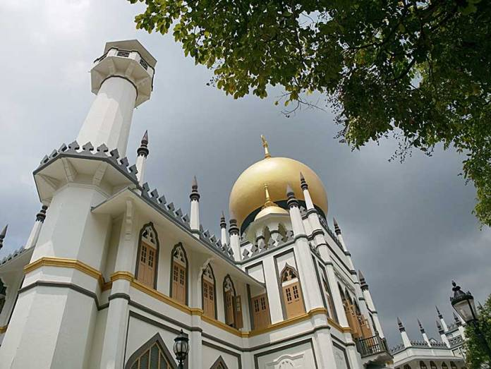 Sultan Mosque, Arab Street