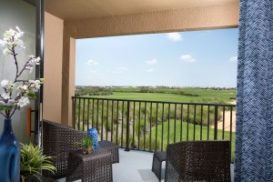 Turnberry Model Covered Porch at ChampionsGate