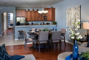 Turnberry Model Dining Room at ChampionsGate