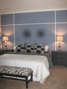 Sand Dollar Model Master Bedroom at ChampionsGate