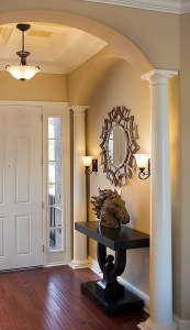 Stockton Grande Model Foyer at ChampionsGate