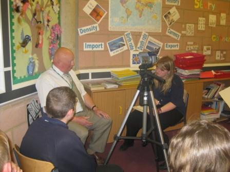 Interview Session with John Claydon