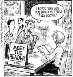 meet the reader