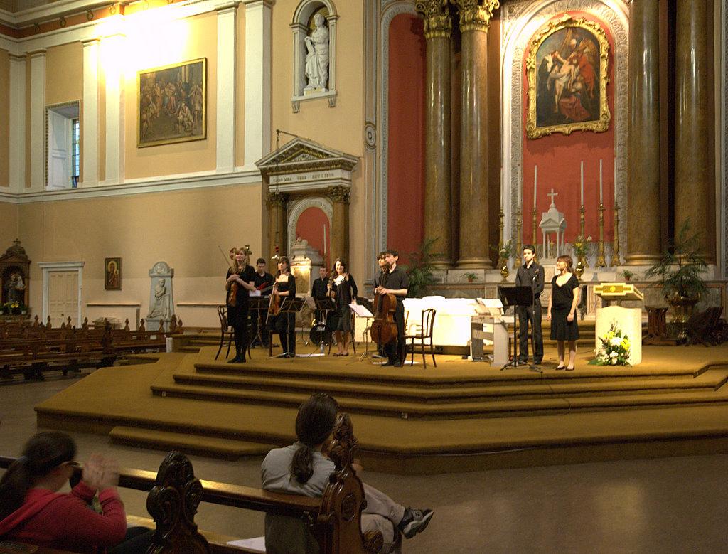Sigur Rós concert by DU Orchestral Society