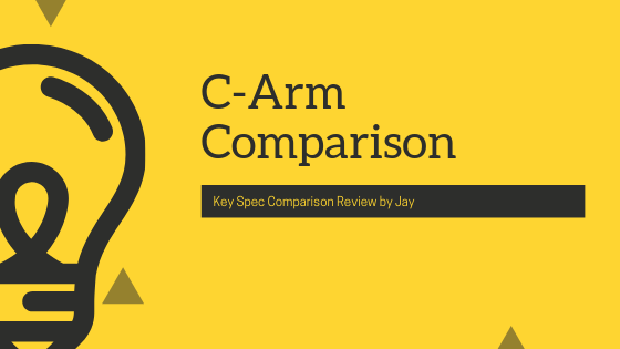 C-Arm Comparison: ZIEHM VISION FD VARIO 3D vs Oscar 15 FD