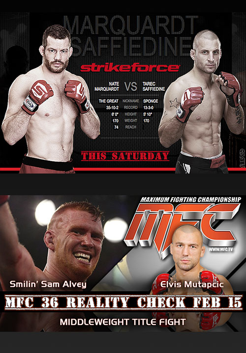 Strikeforce - MFC