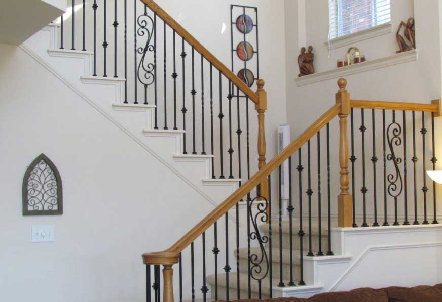 Staircase Railing Ideas